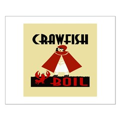 Crawfish Posters