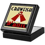 Crawfish Keepsake Box