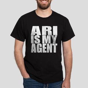Ari is My Agent Dark T-Shirt