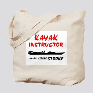 STROKE INSTRUCTOR Tote Bag