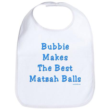 Bubbie Matzah Balls Passover Bib