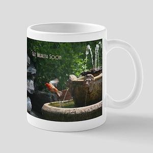 GWS Scarlet Fountain Mug