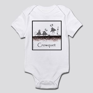 Crowquet Infant Bodysuit
