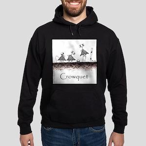 Crowquet Hoodie (dark)