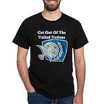United Nations Black T-Shirt