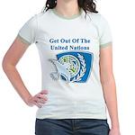 United Nations Jr. Ringer T-Shirt