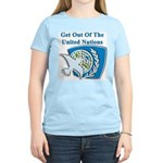United Nations Women's Pink T-Shirt