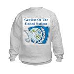 United Nations Kids Sweatshirt