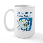 United Nations Large Mug