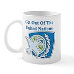 United Nations Mug