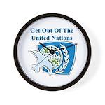 United Nations Wall Clock