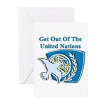 United Nations Greeting Cards (Pk of 10)