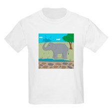 Elephant Kids Light T-Shirt