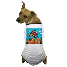 Helicopter Dog T-Shirt
