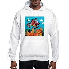 Helicopter Hooded Sweatshirt