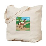 Farm Horse Tote Bag