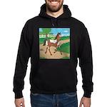 Farm Horse Hoodie (dark)