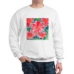 Watercolor Flowers Sweatshirt