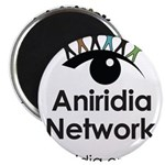 Aniridia Network logo & URL Magnets