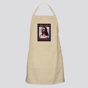 Our Lord's Superior Humor Apron