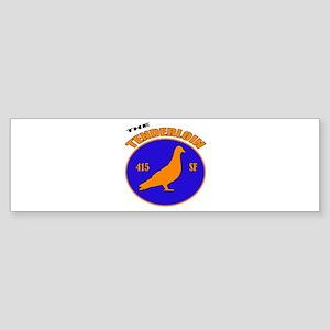 """""""The Tenderloin"""" Sticker (Bumper)"""