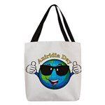 Aniridia Day Polyester Tote Bag