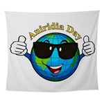 Aniridia Day Wall Tapestry