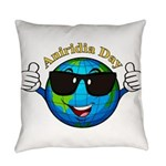 Aniridia Day Everyday Pillow