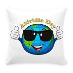 Aniridia Day Everyday Pillow