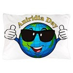 Aniridia Day Pillow Case