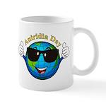 Aniridia Day Mugs