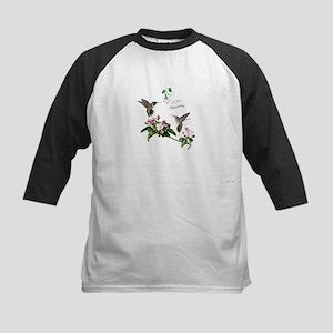 Hummingbirds Kids Baseball Jersey