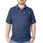 Aniridia Day Dark Polo Shirt