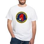 FBI Jackson Division White T-Shirt