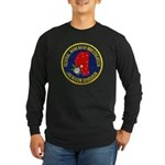 FBI Jackson Division Long Sleeve Dark T-Shirt