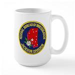 FBI Jackson Division Large Mug