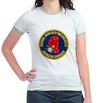 FBI Jackson Division Jr. Ringer T-Shirt