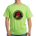 FBI Jackson Division Green T-Shirt