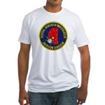 FBI Jackson Division Fitted T-Shirt