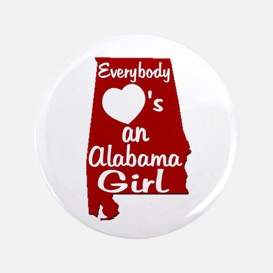 "Everybody Loves an Alabama Gi 3.5"" Button"