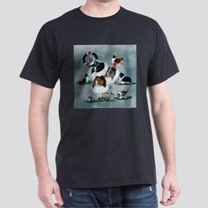 The Versatile Sheltie Dark T-Shirt