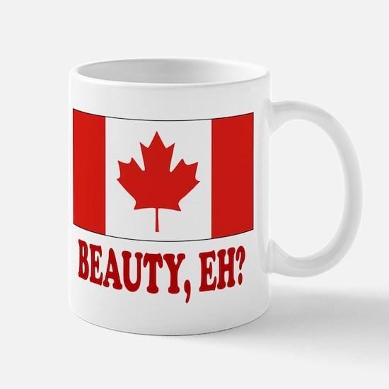 Beauty, eh? Mug