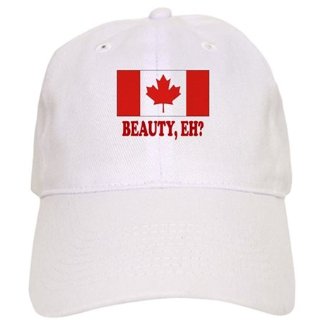 Beauty, eh? Cap