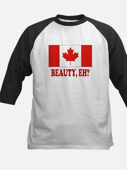 Beauty, eh? Kids Baseball Jersey