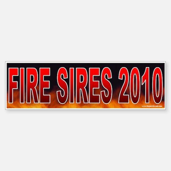 Fire Albio Sires! (sticker)