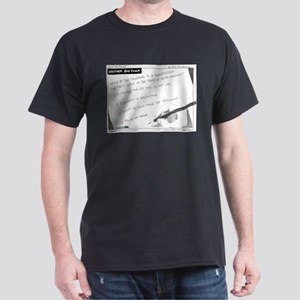 Uniform Bar Exam Dark T-Shirt