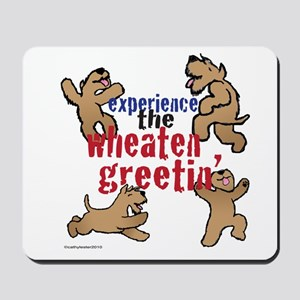 Wheaten Greetin' Mousepad