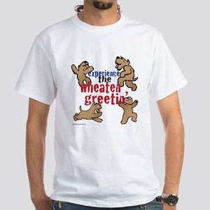 Wheaten Greetin' White T-Shirt