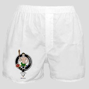 Wood Clan Crest Boxer Shorts
