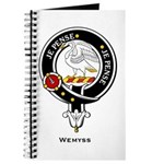 Weymss Clan Crest Journal